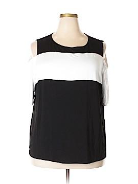 Avenue Short Sleeve Top Size 26 (Plus)