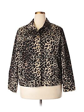 Anne Carson Jacket Size 2X (Plus)