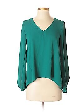 Eight Sixty Long Sleeve Blouse Size XS