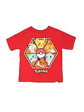 Pokemon Short Sleeve T-Shirt Size 4