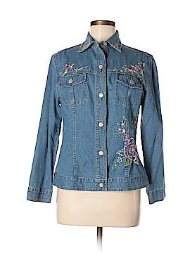 Draper's & Damon's Denim Jacket Size M (Petite)