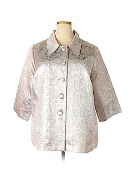 Soft by Avenue Jacket Size 24 (Plus)