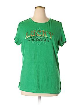 Unbranded Clothing Short Sleeve T-Shirt Size 2X (Plus)