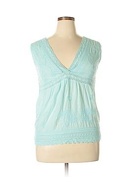Simply Noelle Sleeveless Blouse Size XXL