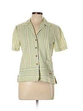 Koret Short Sleeve Button-Down Shirt Size S
