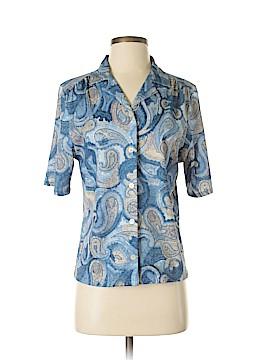 BonWorth Short Sleeve Blouse Size XS