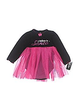 Baby Glam Long Sleeve Onesie Size 9 mo
