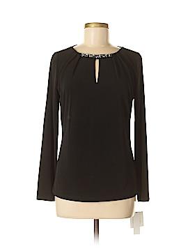 Liz Claiborne Long Sleeve Top Size M