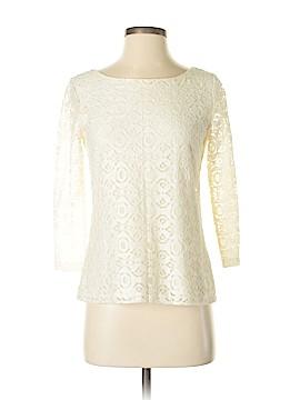 Talbots 3/4 Sleeve Blouse Size XS