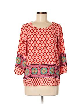 Karlie 3/4 Sleeve Blouse Size M