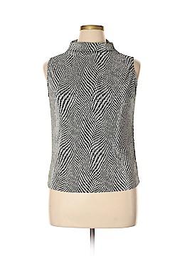 JKLA Sleeveless Blouse Size XL