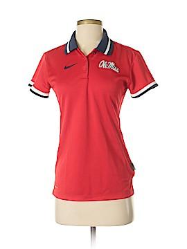 Nike Short Sleeve Polo Size S (Petite)