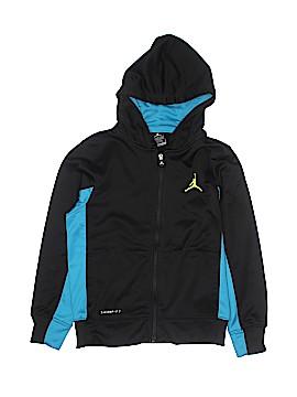 Jordan Zip Up Hoodie Size M (Youth)