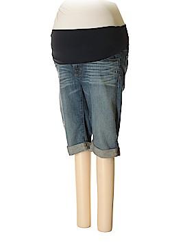 A Pea in the Pod Denim Shorts 28 Waist (Maternity)