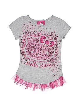 Hello Kitty Short Sleeve T-Shirt Size 5