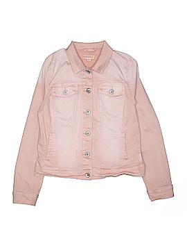 Merona Denim Jacket Size M