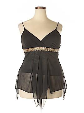 MKM Designs Sleeveless Blouse Size XL
