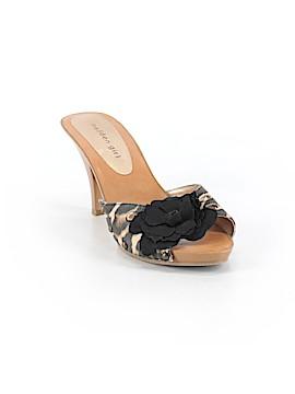 Madden Girl Mule/Clog Size 8