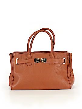 Onna Ehrlich Leather Satchel One Size