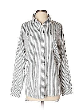 Glamorous Long Sleeve Button-Down Shirt Size S