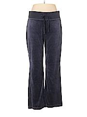 Tek Gear Women Velour Pants Size XL