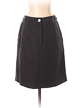 Barry Bricken Silk Skirt Size 4