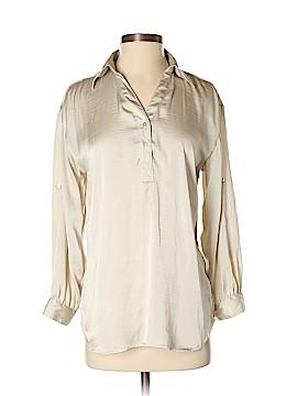DressBarn Long Sleeve Blouse Size S