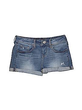 Express Denim Shorts Size 00