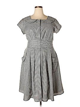 EShakti Casual Dress Size 22 (Plus)