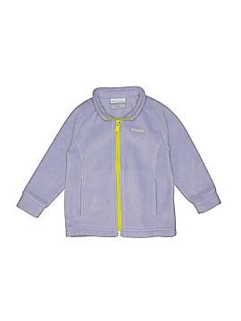 Columbia Fleece Jacket Size 18-24 mo