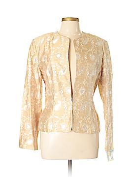 Philip Dicaprio Silk Blazer Size 12