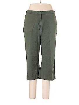 Daisy Fuentes Casual Pants Size 16 (Petite)