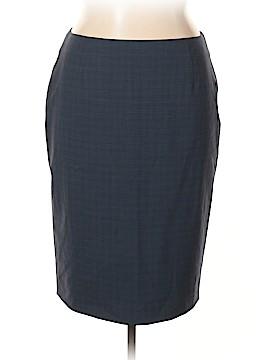 BOSS by HUGO BOSS Wool Skirt Size 14