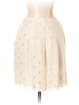Brochu Walker Silk Skirt Size S