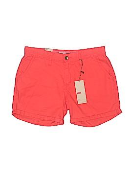 Levi's Khaki Shorts Size 8