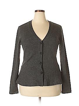Chaps Wool Cardigan Size XL