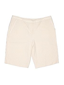 Ann Taylor Khaki Shorts Size 10