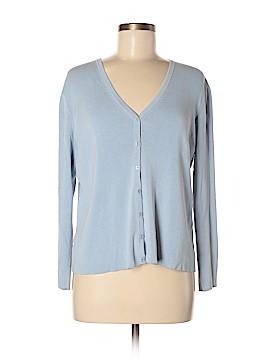 Ann Taylor Long Sleeve Silk Top Size XL