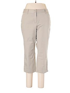 Ann Taylor LOFT Outlet Khakis Size 12 (Petite)