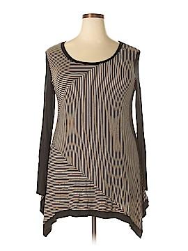 Philosophy Republic Clothing 3/4 Sleeve Top Size XL