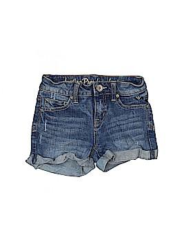 Justice Denim Shorts Size 10 (Slim)