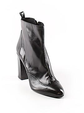 Delman Shoes Ankle Boots Size 10
