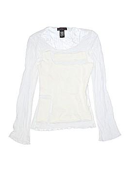 Custo Barcelona Long Sleeve Blouse Size 1