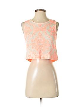 JOA Sleeveless Top Size S