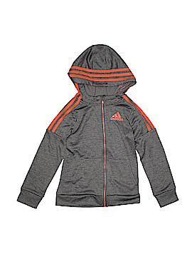 Adidas Zip Up Hoodie Size 6