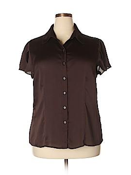 Cato Short Sleeve Blouse Size 18/20 (Plus)