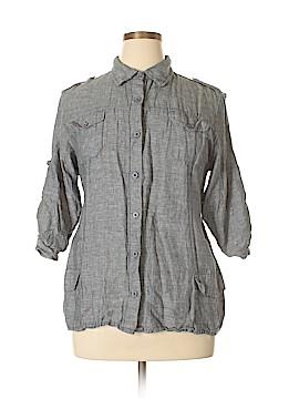 Magellan Sportswear 3/4 Sleeve Blouse Size XL