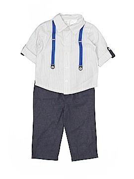 F.A.O Schwarz Linen Pants Size 9 mo