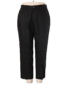 Lauren Jeans Co. Linen Pants Size 20 (Plus)