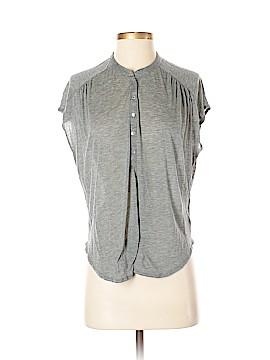 T. Babaton Short Sleeve Henley Size S